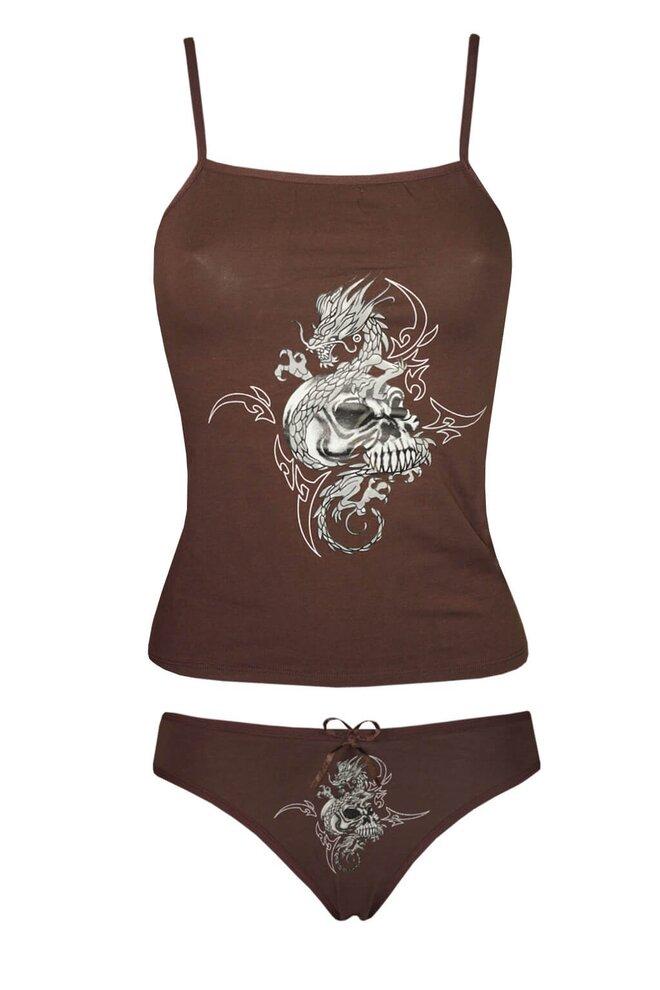 Set tílka a kalhotek Draco