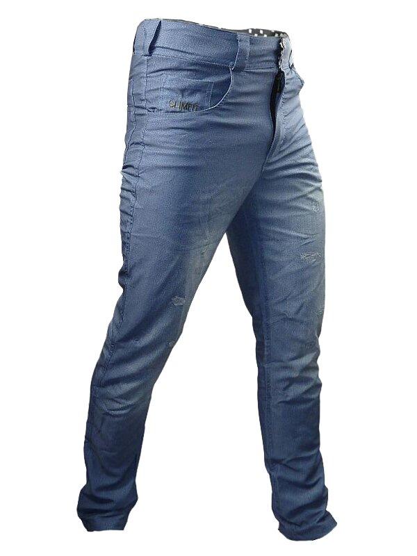 Kalhoty Haven Futura blue jeans