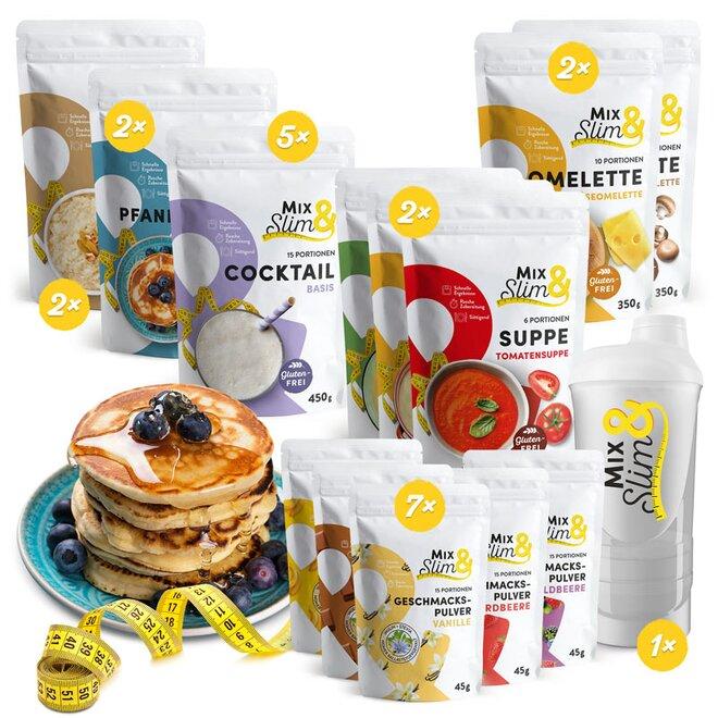 30denní dietní balíček, 147 jídel