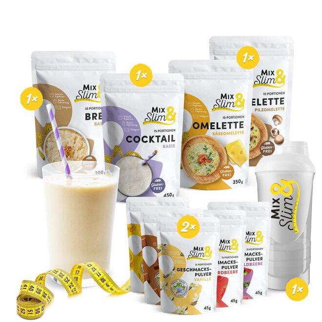 7denní dietní balíček, 35 jídel