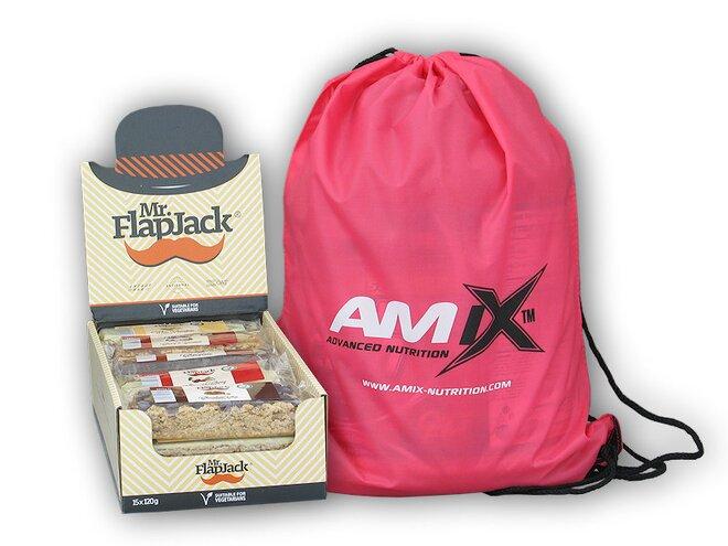 15x Mr. Flapjack 120 g + Amix BAG