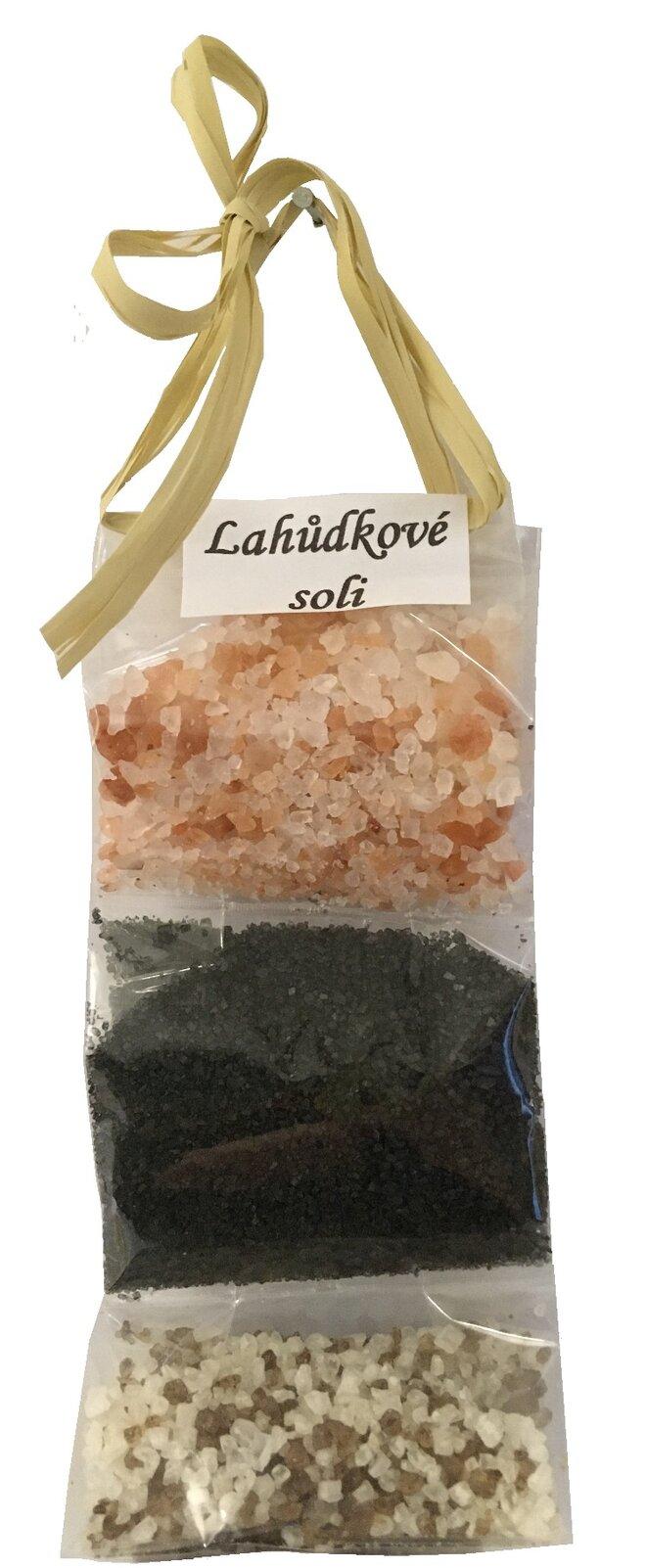 Lahůdkové soli, 100 g