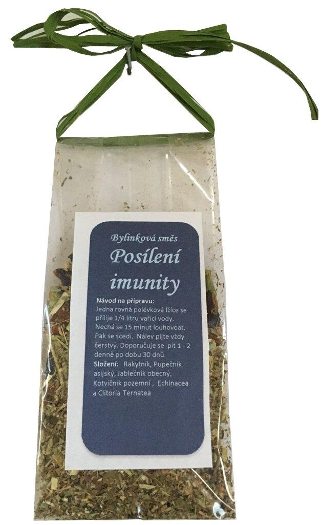 Bylinková směs na posílení imunity, 50 g