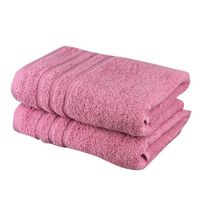 Ručník růžový