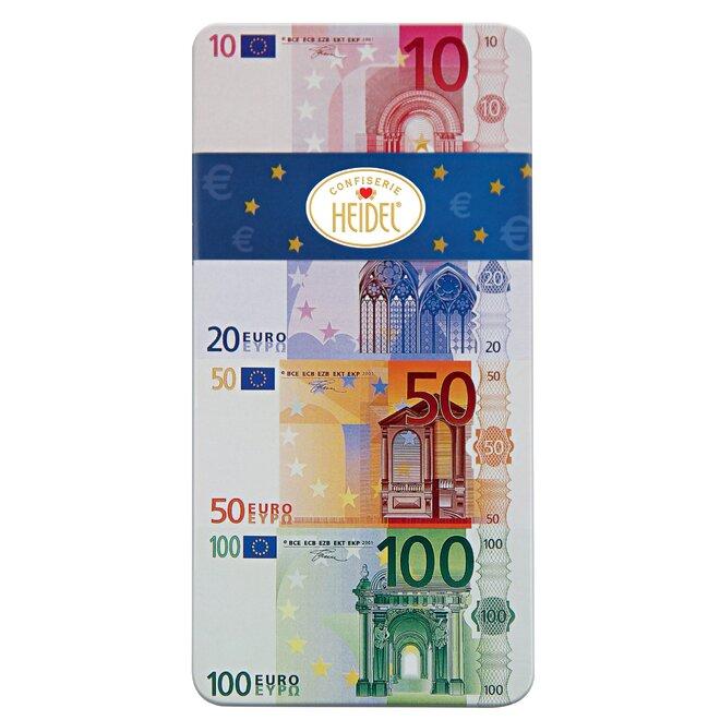 Euro dóza plná peněz, 60 g