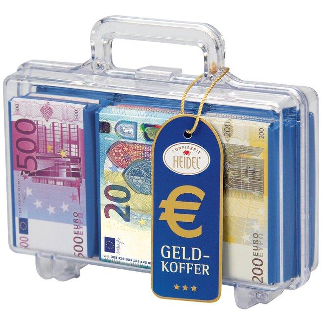 Kufr plný peněz, 112,5 g