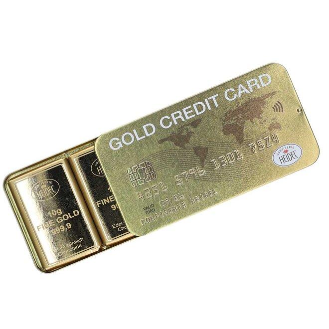 Zlatá kreditní karta, 30 g