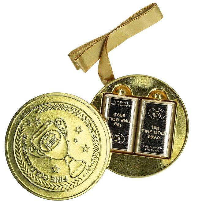 Zlatá medaile, 30 g