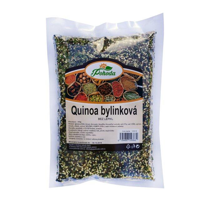 Quinoa bylinková, 500 g