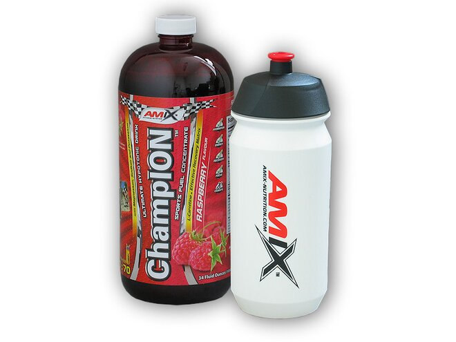 ChampION Sports Fuel 1000 ml + dárek: Bidon Amix