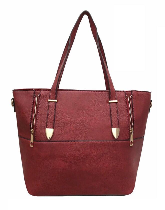Dámská kabelka Giandino M906 Red