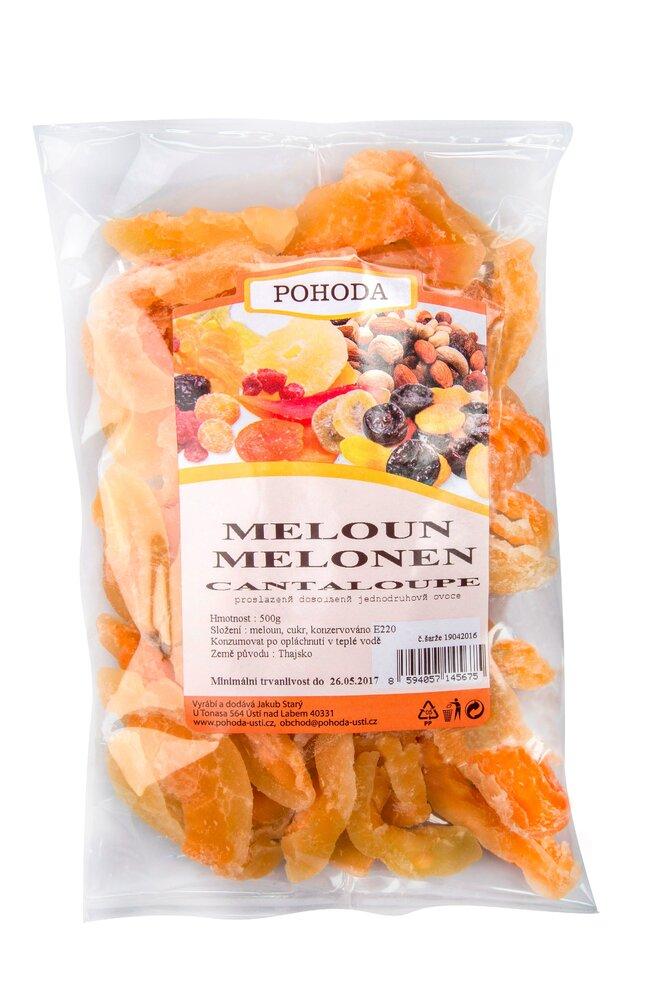 Meloun cantaloupe, 500 g