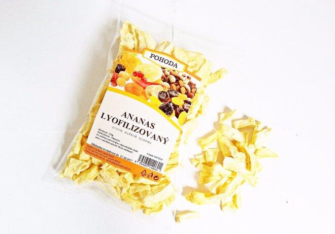 Ananas, 100 g