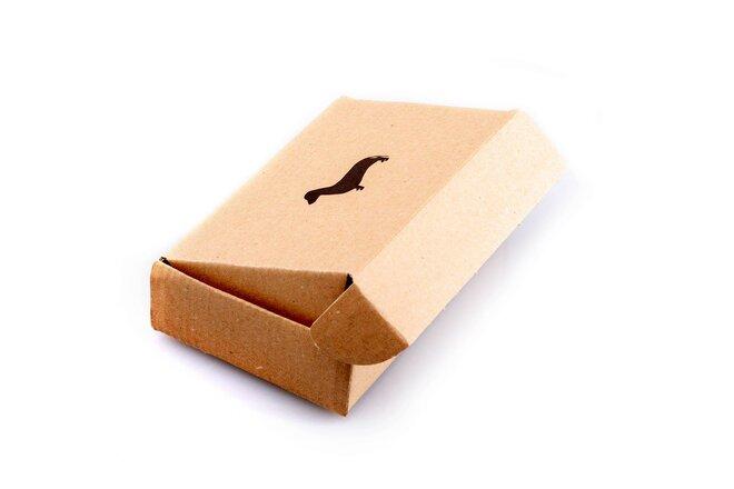 Originální krabička Kašmir na sluneční brýle