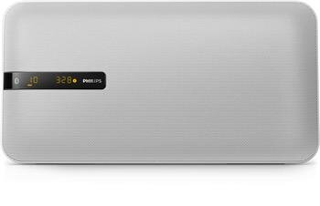 Philips BTM2660W/12 audiosystém s USB a bluetooth