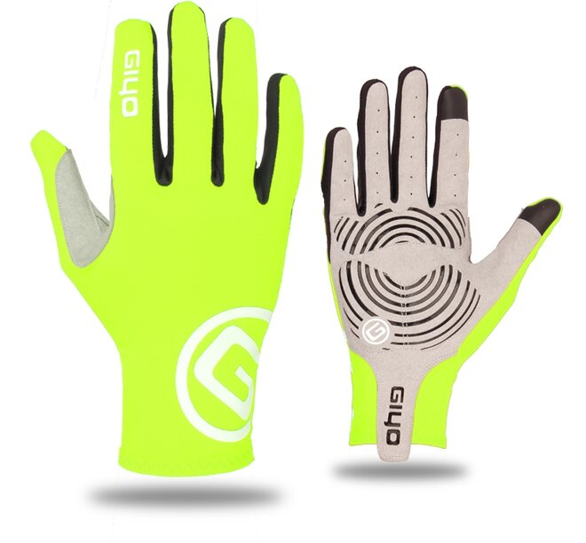 Cyklistické rukavice - dlouhé