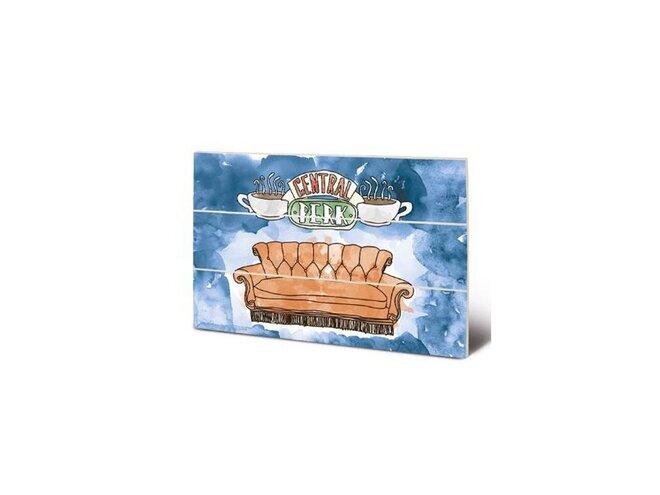 Obraz Central Perk Sofa