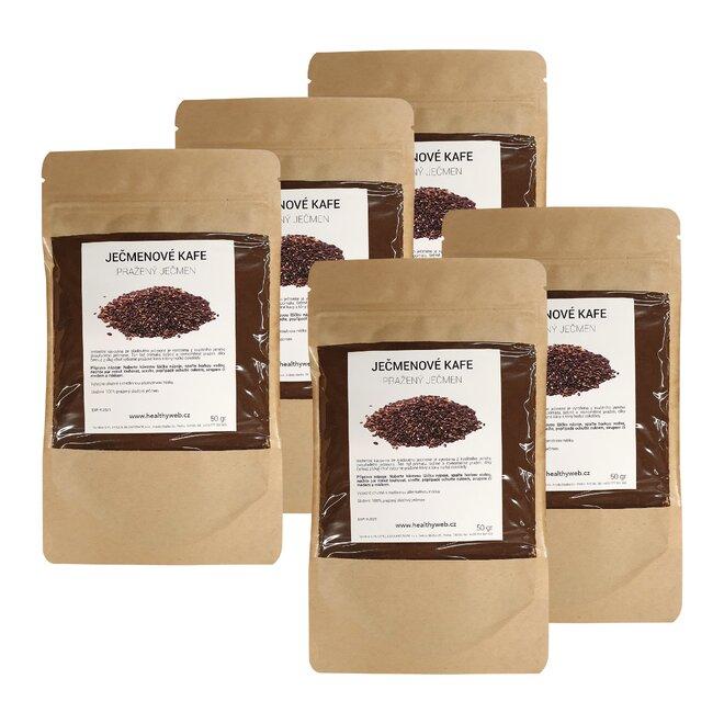Ječmenové kafe – mleté, 10 × 50 g