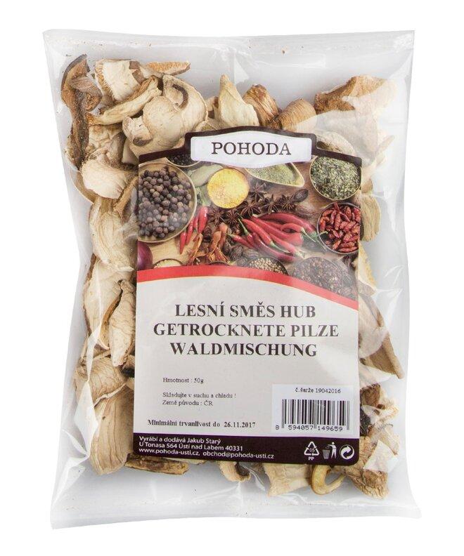 Lesní směs hub - 50 g