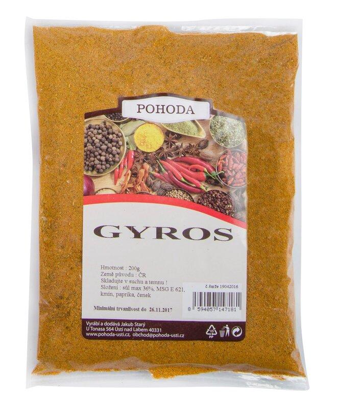 Gyros 200 g