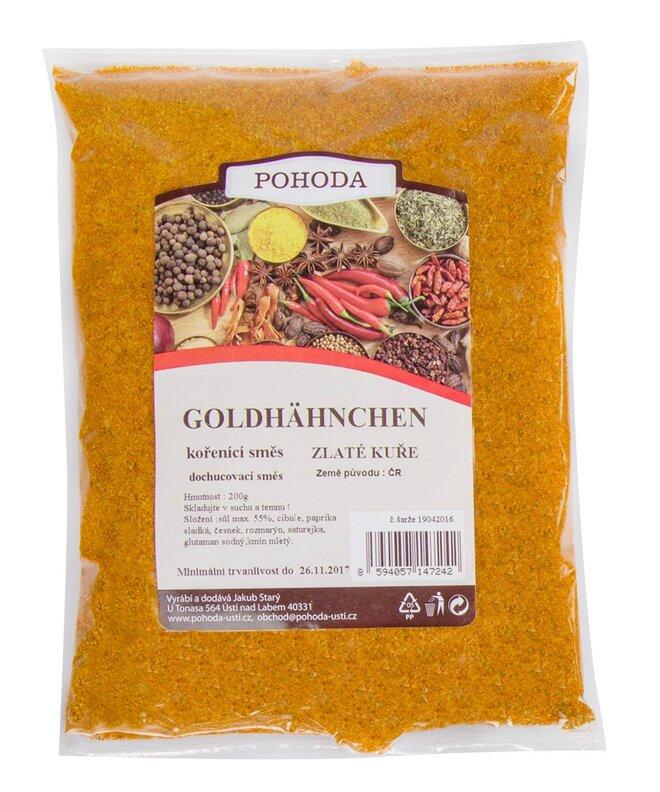 Zlaté kuře 200 g
