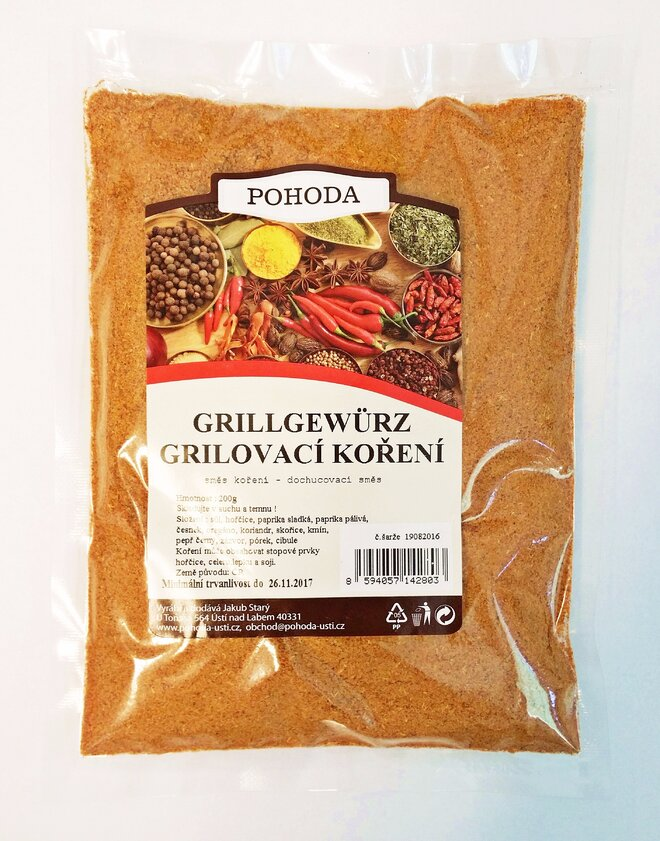 Grill 200 g