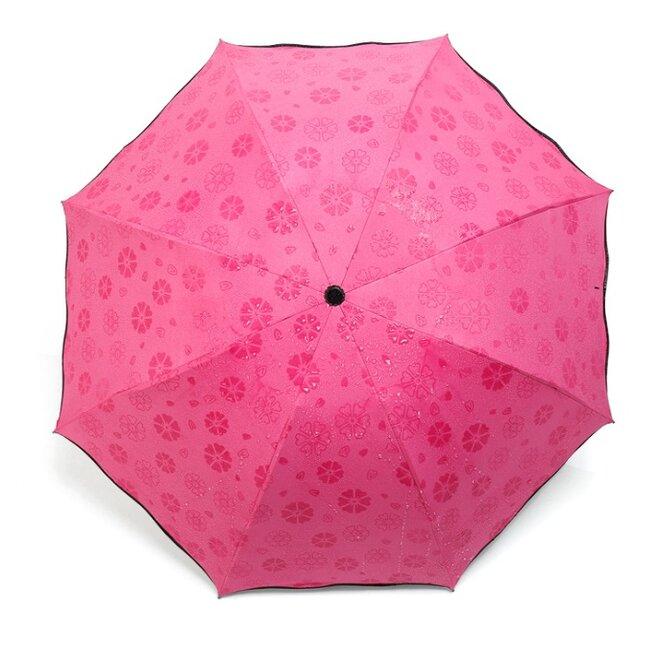 Magický deštník – růžový