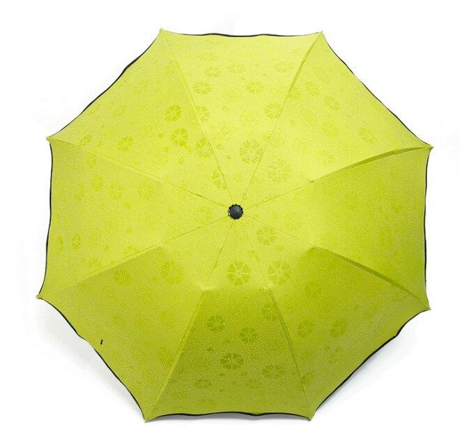 Magický deštník – zelený