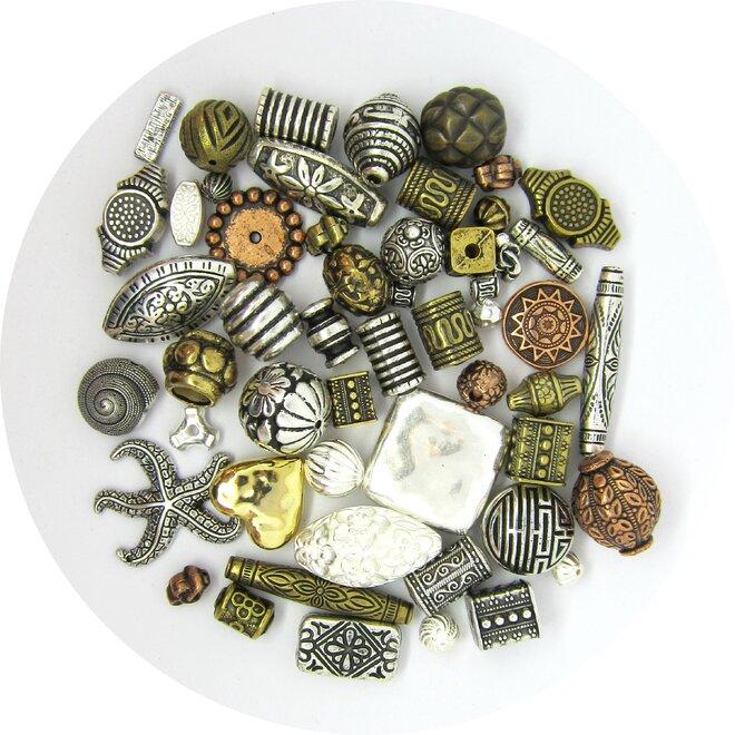 26 g - Mix akrylových korálků