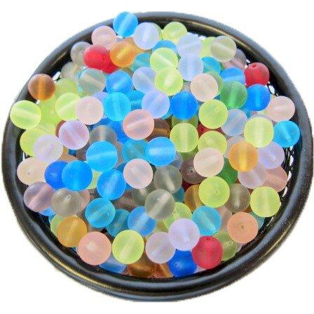 250 g - Skleněné matované kuličky