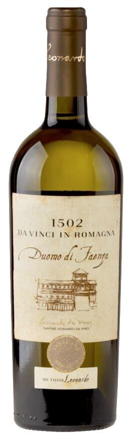 Bílé víno Trebbiano Romagna