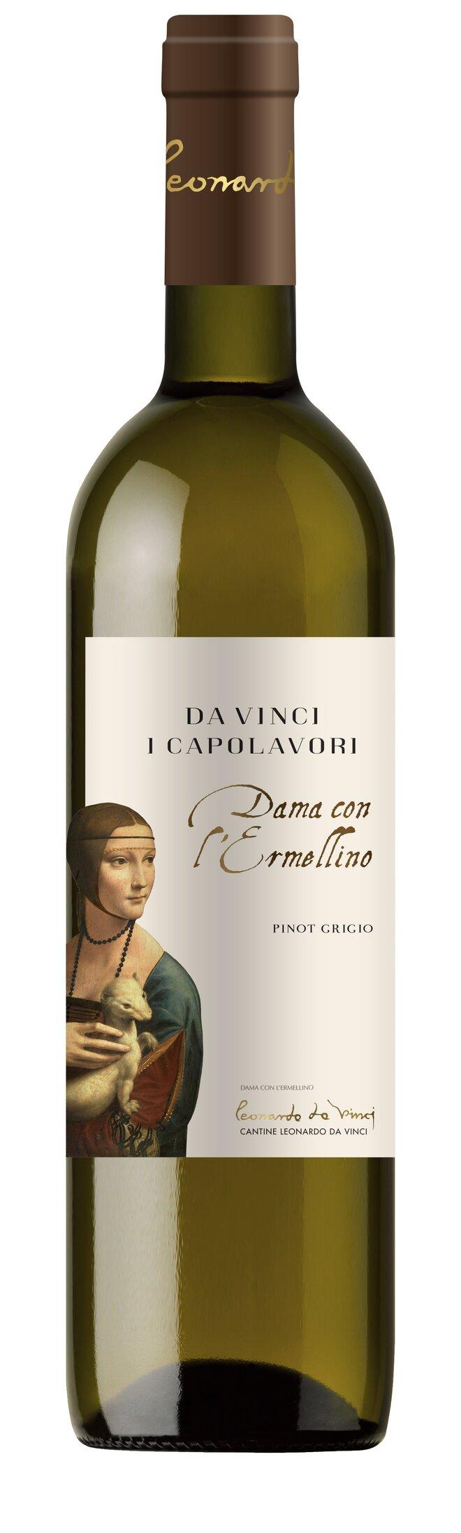 Bílé víno Pinot Grigio IGT