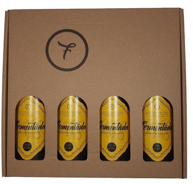 Citron 4× 330 ml