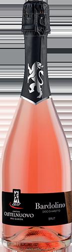Bardolino DOC chiaretto brut, 0,75 l
