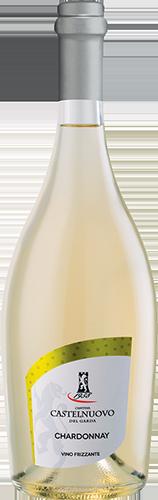 Chardonnay frizzante, 0,75 l - jemně perlivé