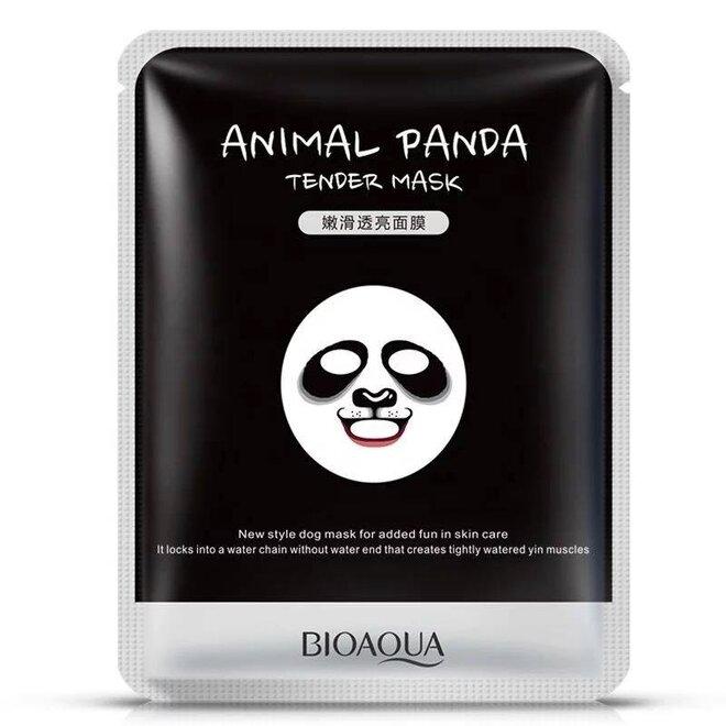 Pleťová maska Bioaqua - Panda