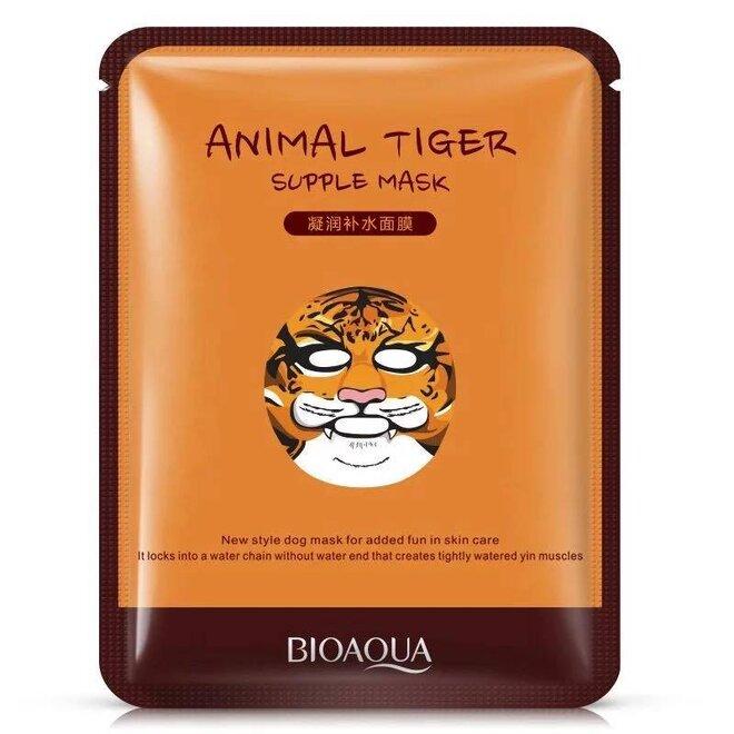 Pleťová maska Bioaqua - Tiger