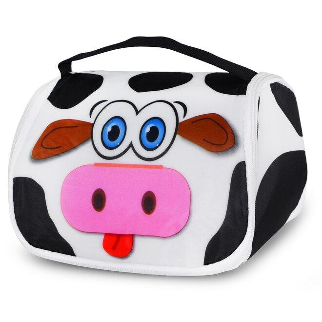 Dětský termobox na svačinu – kravička