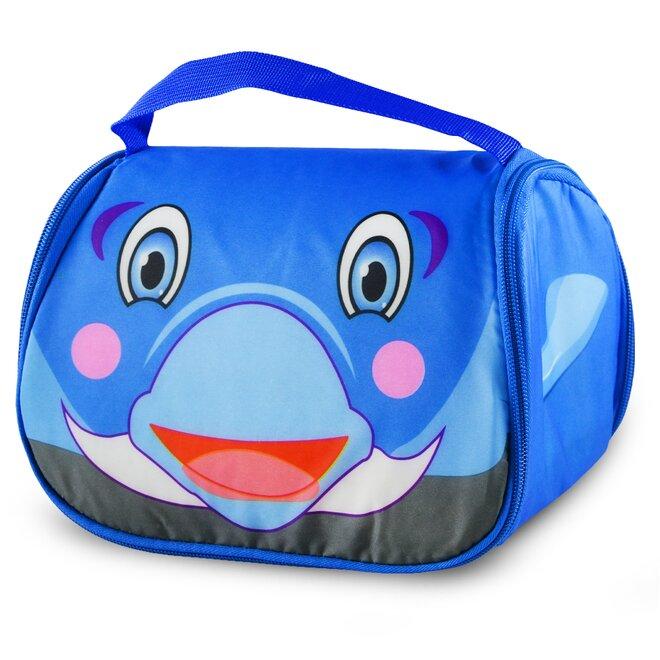 Dětský termobox na svačinu – delfín