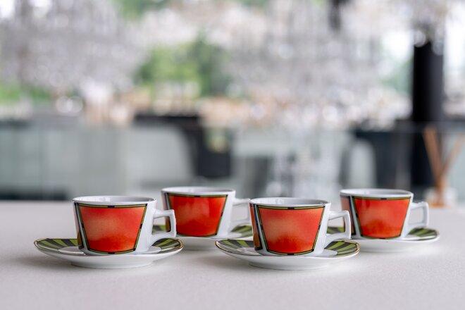 Šapo - čajový set