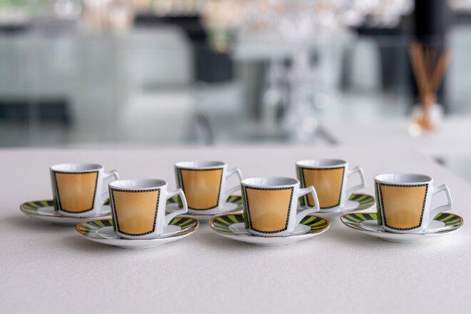 Šapo - kávový set
