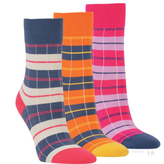 3x dámské ponožky 1194818