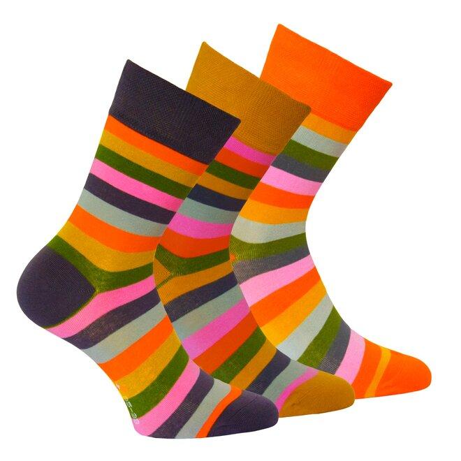 3x dámské ponožky 34097