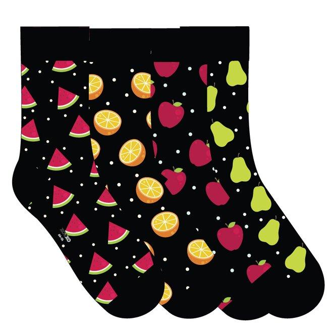 4x ponožky unisex OX91001