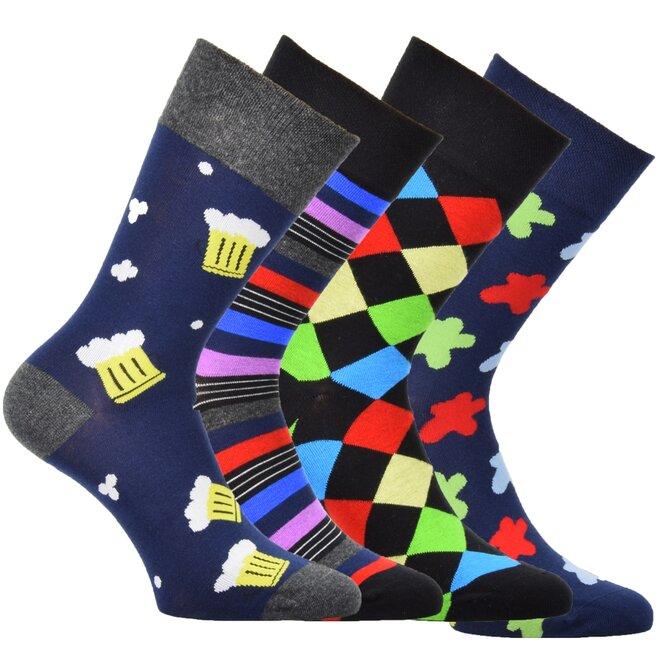 4x pánské ponožky 3412819