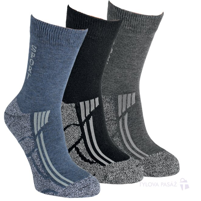 3x dětské ponožky 21041