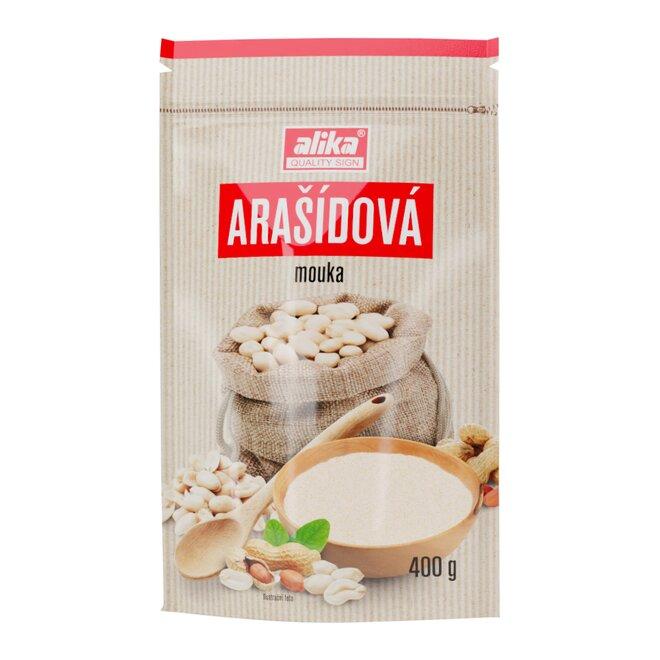 Arašídová mouka - 400 g
