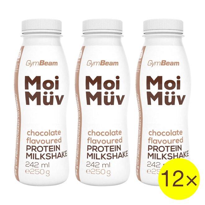 12× proteinový milkshake MoiMüv