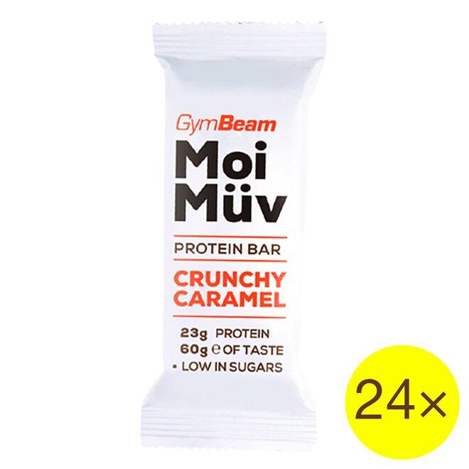 24× proteinová tyčinka MoiMüv