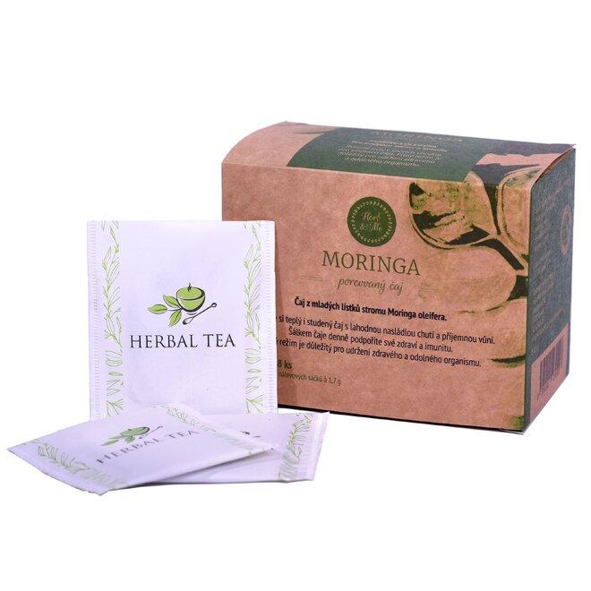 Moringa – porcovaný čaj (18 sáčků)